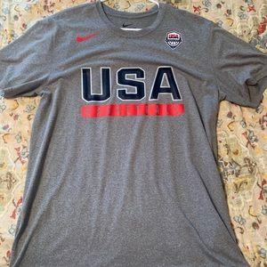 Nike USA Basketball Shirt